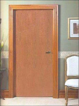 Frp flush doors flush panel doors flexible and strong for Solid flush door